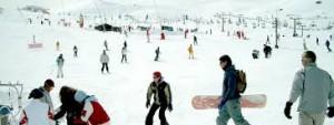 skigebied Sierra Nevada